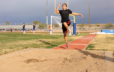 Track and field sprints into a new season