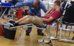 OHS blood drive saves lives