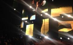 Ed Sheeran takes on Jobing.com Arena