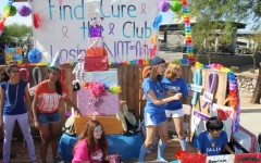 OHS Students search for the cure