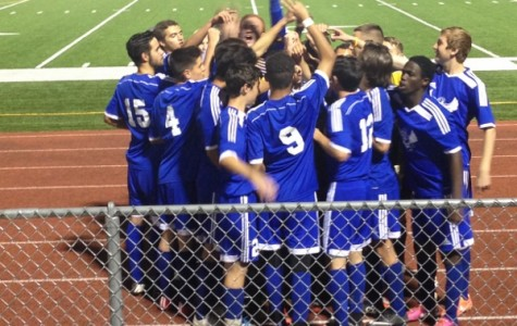Boys soccer reaches state