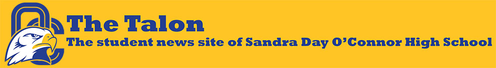 The student news site of Sandra Day O'Connor High School.