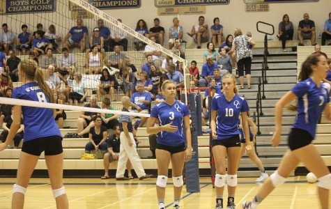 Volleyball's chemistry the key to their success