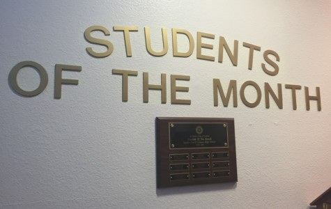 Student of the Month: Does it need to change?