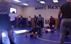 Wrestling enters a new season with a young team