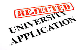 Dealing with rejection: how do you handle denied college apps?