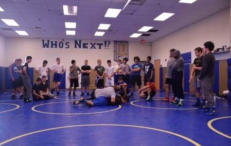 The End of wrestling season promises future success