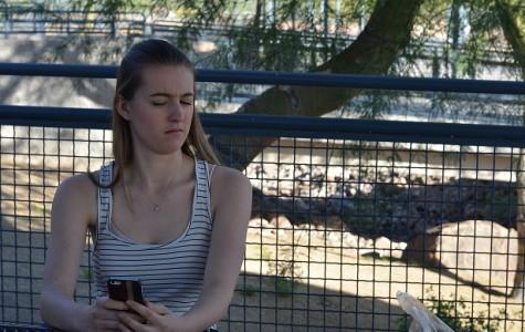 Social media causes concern