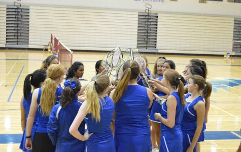 OHS badminton smashes back in matches