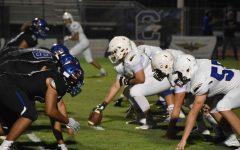 Varsity football takes on the new season