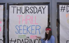 Thursday spirit day calls for thrill seekers
