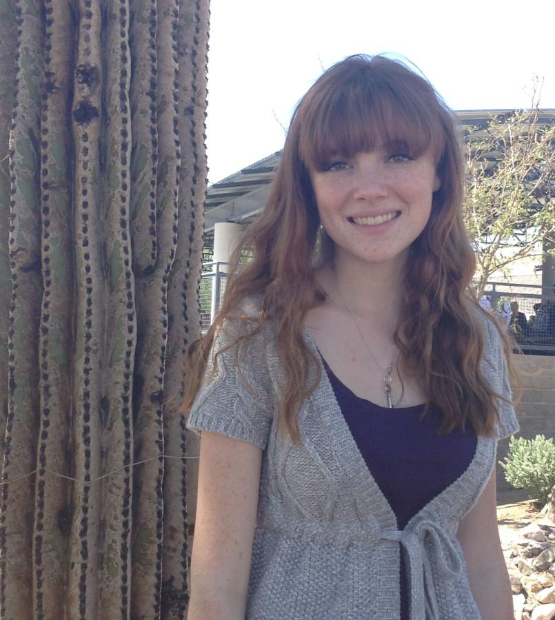 Lily Newcomb, Opinions Editor