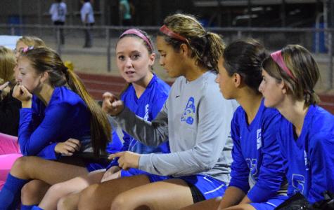 Community ties the bond of girls soccer
