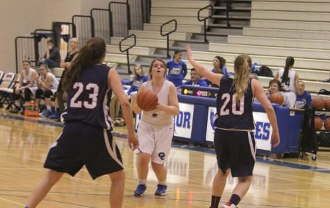 Lady Eagles basketball season dribbles to an end