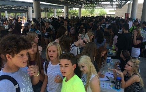 Clubs kick off the year in a rush