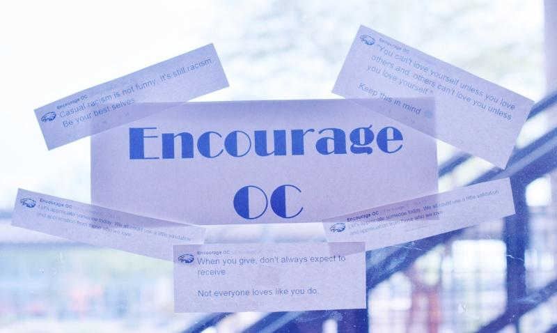 A+popular+way+the+club+elevates+students+moods+is++y+sending+out+encouraging+and+uplifting+messages+over+twitter+under+the+handle+%40EncourageOC.