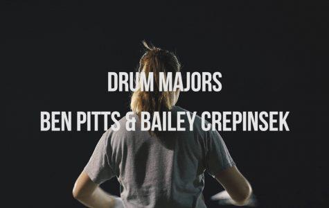 OHS drum majors play into 2016's season