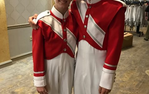 Halftime Heroes shine: band students travel to New York
