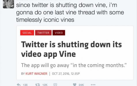 Rest in peace Vine