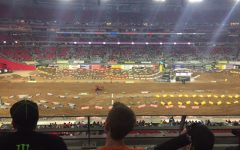 Phoenix Supercross doesn't disappoint