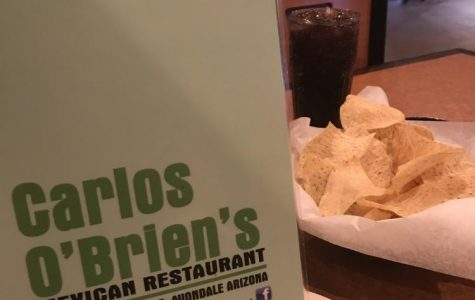 Carlos O'brien's adds no new flavors to community