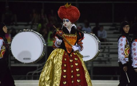 Marching band has gone mad for the new season