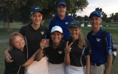 Girls golf aces their time at state