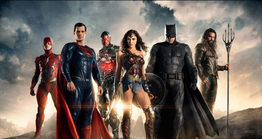 Justice+League%3A+Wonder+Woman+and+four+other+guys+search+for+narrative+flow