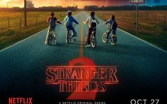 Stranger Things latest season is toootally tuuubular
