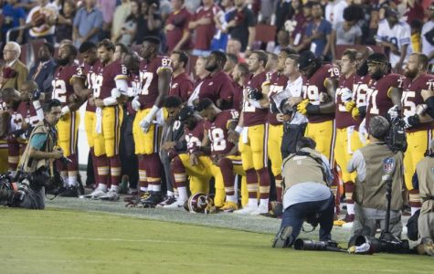 Editorial: Football stars exercise their rights by taking a knee