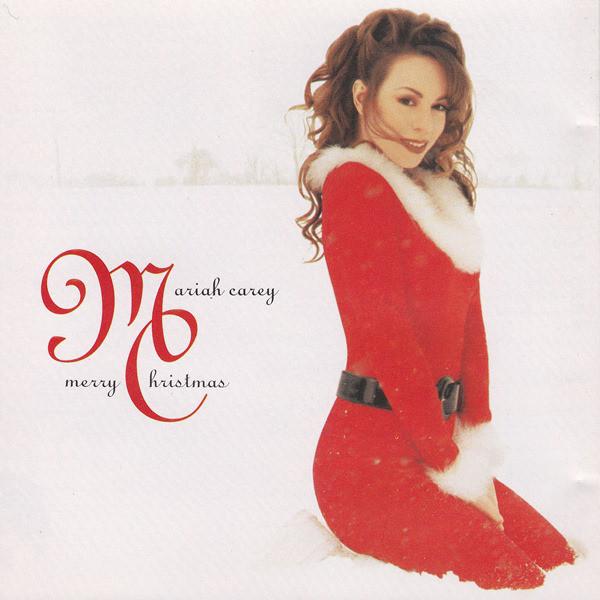 Photo courtesy of Mariah Carey's Christmas album