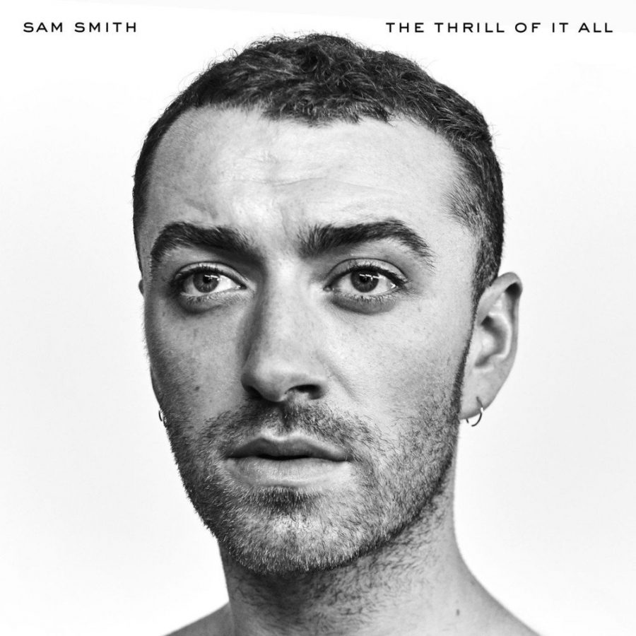 Sam+Smith%27s+album+cover+for+%22The+Thrill+of+it+All%22.+
