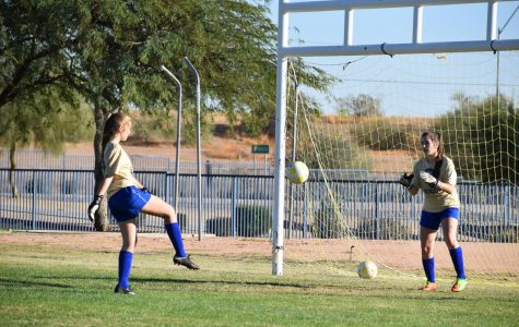Girls soccer soars into a brand new season