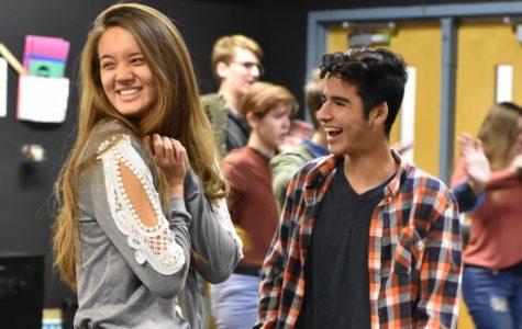 Theatre dives into their senior showcase