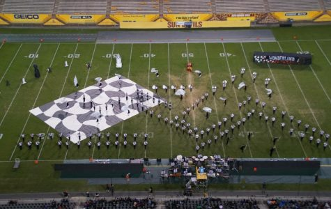 Heads roll as band takes second in state