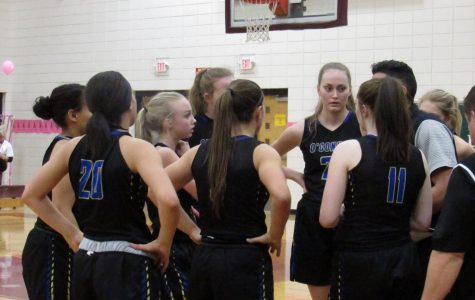 Girls basketball bounces towards victory