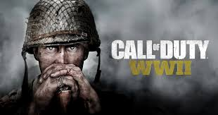 Rolling in with the new Call of Duty: World War II
