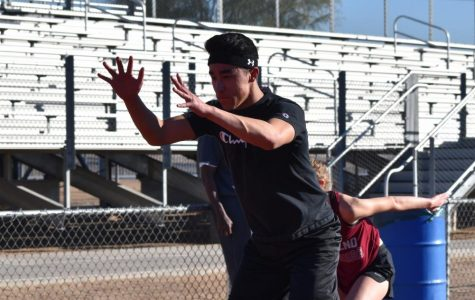 Speed and agility training helps OHS athletes