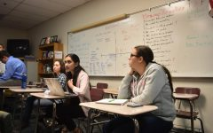 Model United Nations prepares for conference