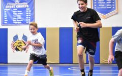 Wrestling club provides practice in the offseason