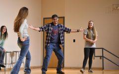 Improv ignites laughter throughout campus