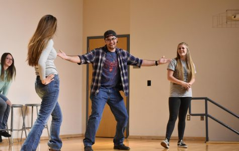 Improv ignites laughter throughout campus