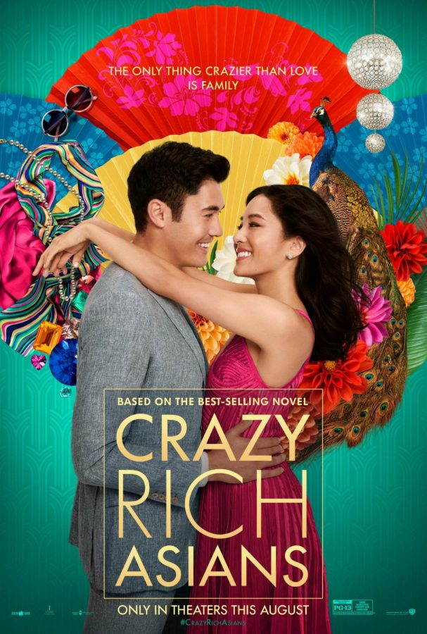 Crazy Rich Asians hits theaters with a 'Crazy' Romance Story