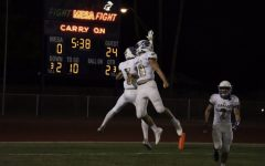 Varsity football picks up win in first game of season