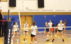 Girls' Volleyball Sets the Path for the New Season