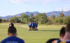 Cross country sprints into the new season