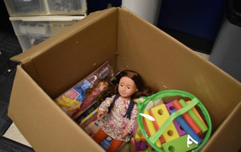 Schools help families in need with Adopt a Family
