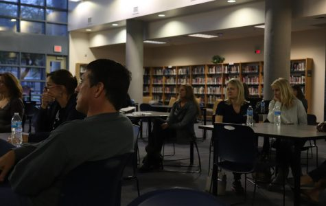 Parent night educate on teen drug abuse and mental health