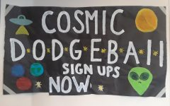 Stugo reaches for the stars with Cosmic Dodgeball