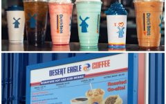 Dutch Bros vs Desert Eagle Coffee